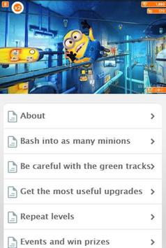 Guide For Minion Rush poster