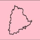 Telangana New Districts icon