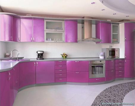 Kitchen Cabinet Design Ideas poster