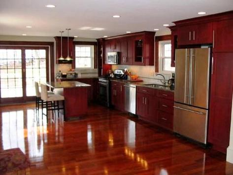 Kitchen Cabinet Design Ideas apk screenshot