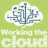 Working the Cloud icon
