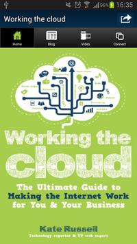 Working the Cloud poster