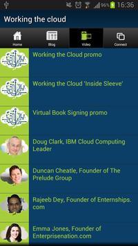 Working the Cloud apk screenshot
