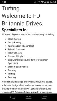 FD Britannia Drives apk screenshot