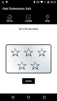 Hair Extensions Ash apk screenshot