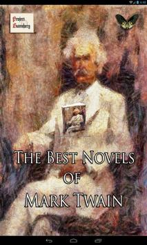 Novels of Mark Twain poster