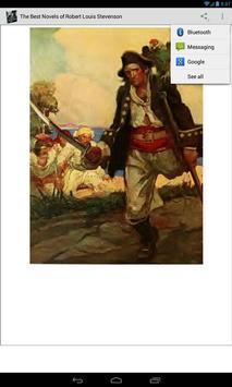 Novels of Robert L. Stevenson apk screenshot