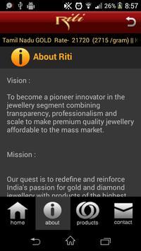 RITI JEWELLERY apk screenshot