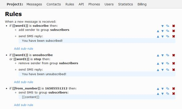 Telerivet SMS Expansion Pack 4 apk screenshot