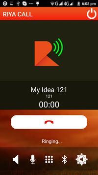 RiyaCall apk screenshot