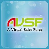 A Virtual Sales Force icon