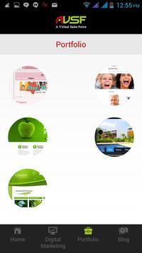 A Virtual Sales Force apk screenshot