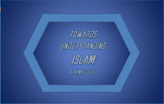 Towards Understanding Islam poster