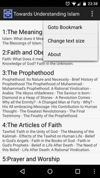 Towards Understanding Islam apk screenshot