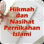 Hikmah & Nasihat Nikah Islami icon