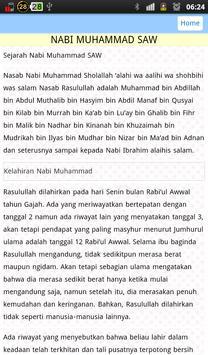 Sejarah Ringkas 25 Nabi, Rasul apk screenshot