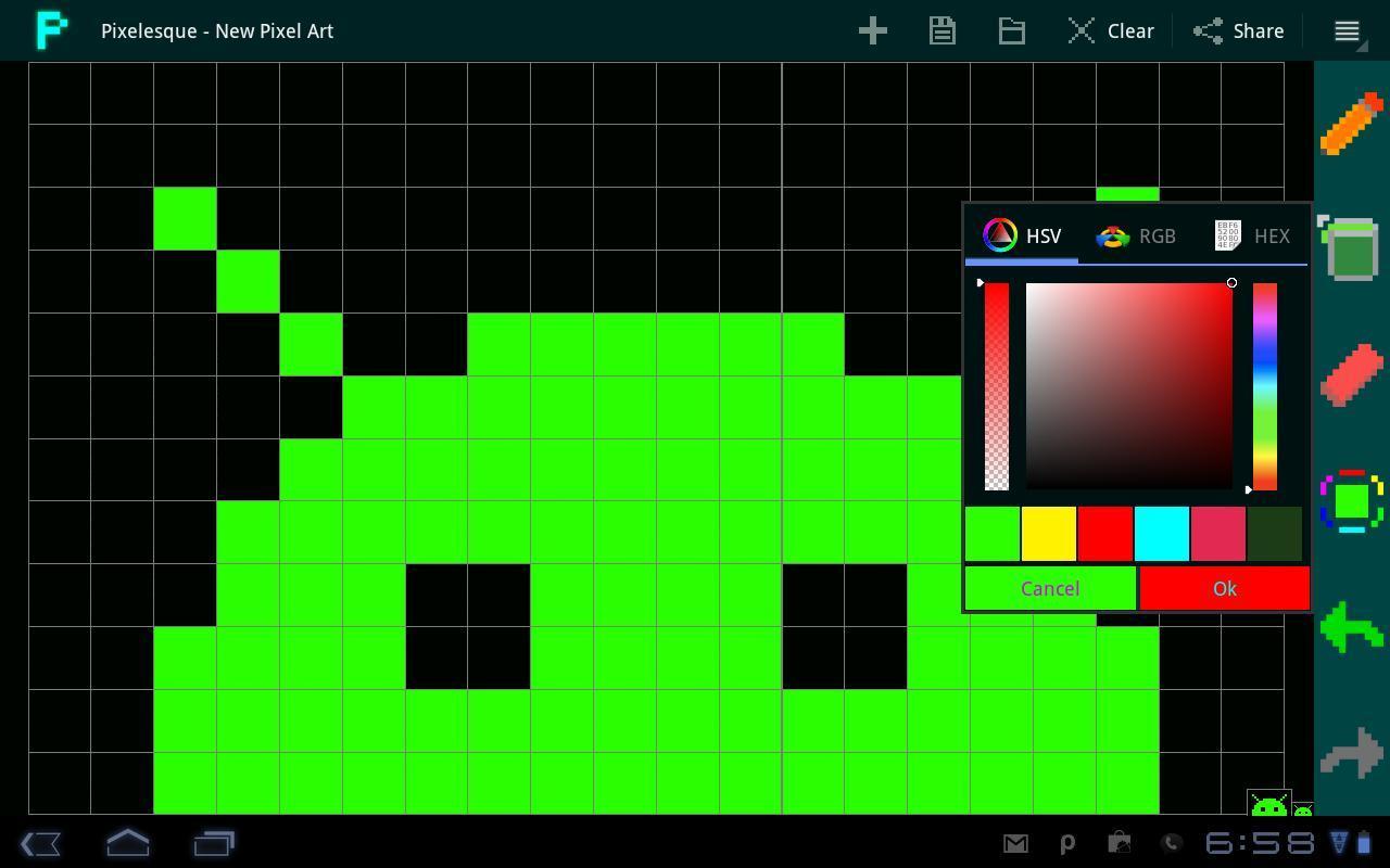 Line Art Apk : Pixelesque pixel art apk baixar grátis fotografia