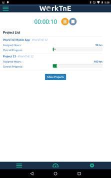 WorkTnE Enterprise apk screenshot