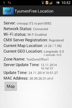 TyumenFree Location apk screenshot