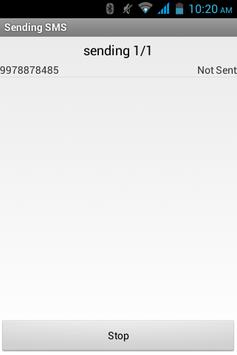 Miracle SMS apk screenshot