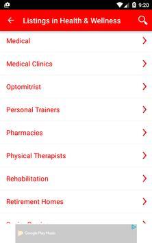 TC Homepages apk screenshot