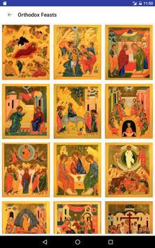 Main Feasts of Orthodox Church apk screenshot