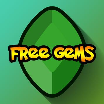 Get Free Gems in COC poster