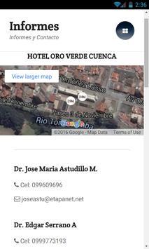 Congreso Ecuatoriano de ORL apk screenshot