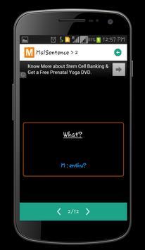 Learn Malayalam Quickly apk screenshot