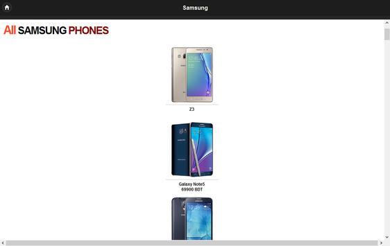 Mobile Price BD apk screenshot