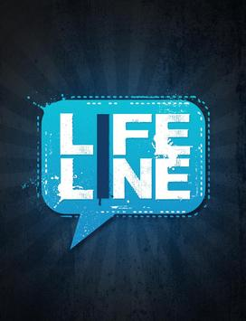 LIFE Line Connect poster