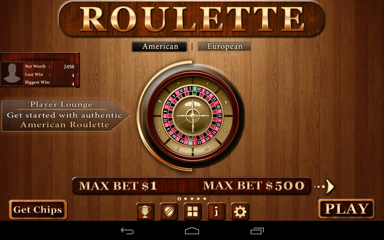 Play Online Roulette for Free