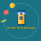 Wish Messages 50,000+ icon