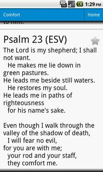 Topical Scriptures apk screenshot