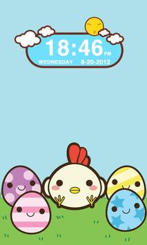 Sunshine Clock Widget apk screenshot