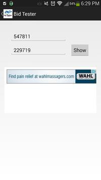 Rfi Ad Tester apk screenshot