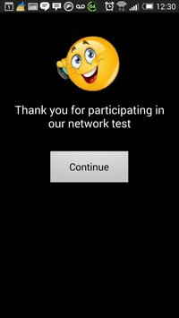 Network Test App poster