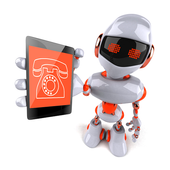 RoboCallz® Connect icon
