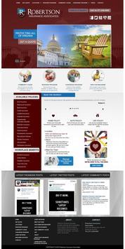 Robertson Insurance Associates apk screenshot
