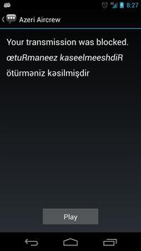 Azeri Aircrew Phrases apk screenshot