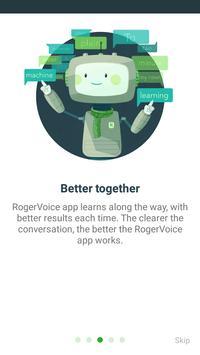 RogerVoice Caption Calls apk screenshot