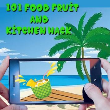 101 Food Fruit & Kitchen Hack apk screenshot