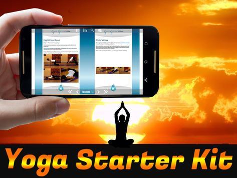 Fitness Yoga Starter Kit apk screenshot
