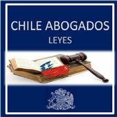 Chile Abogados Leyes icon