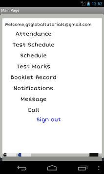 Track My Child apk screenshot