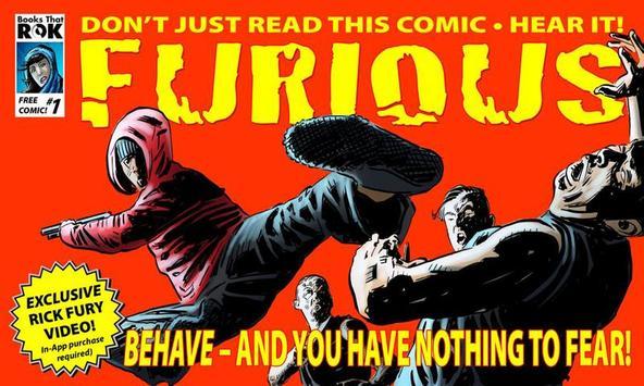 Rick Fury poster