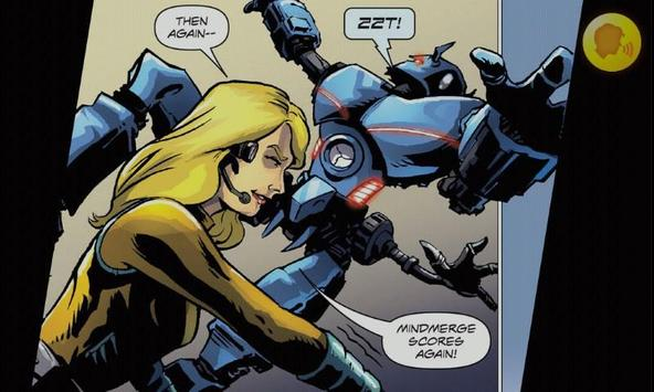 Team M.O.B.I.L.E Comic apk screenshot