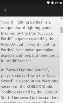 Guide Roblox apk screenshot