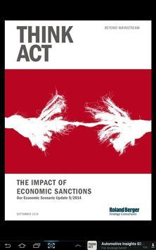 THINK ACT by Roland Berger apk screenshot