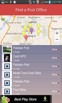 Find A Post Office apk screenshot